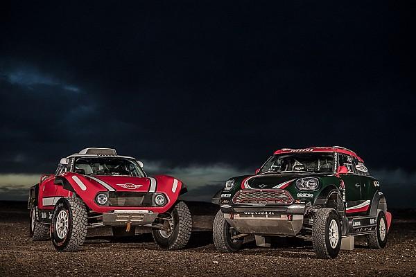 Mini brouille les pistes en vue du Dakar avec le lancement d'un buggy