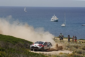 WRC Breaking news WRC urged to find alternative energy solutions