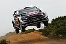 WRC Ожье возглавил Ралли Италия