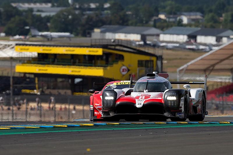 Galeri: Alonso ve Button'ın Le Mans testinden kareler