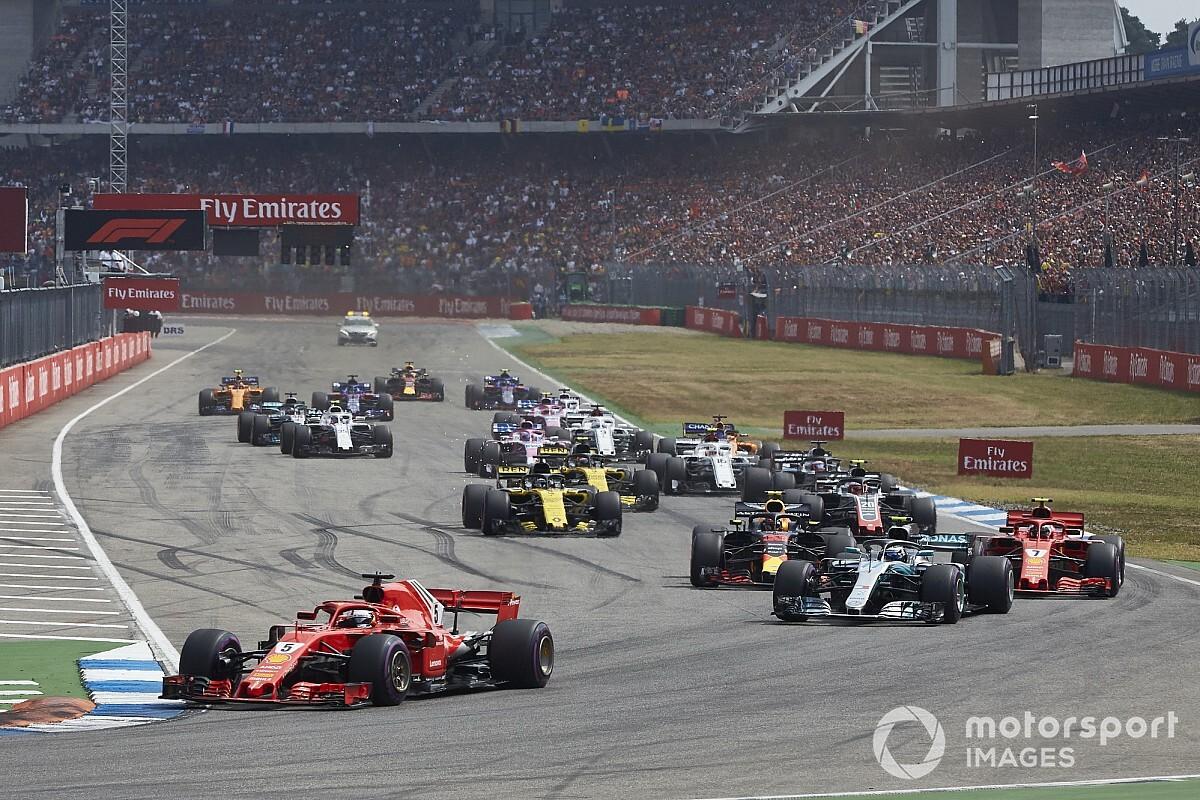 Hoffnung für Deutschland-GP: Formel 1 mit Miami-Modell?
