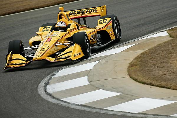 El regreso de Castroneves a IndyCar incluye