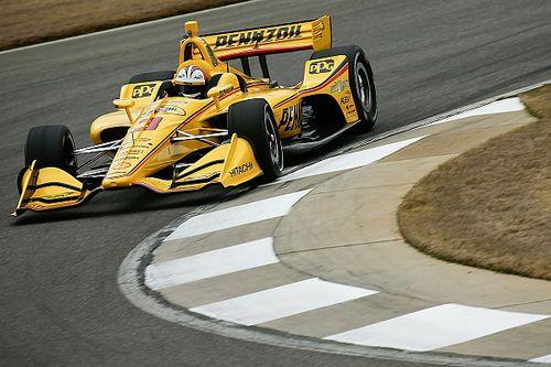 """El regreso de Castroneves a IndyCar incluye """"uso de la memoria muscular"""""""