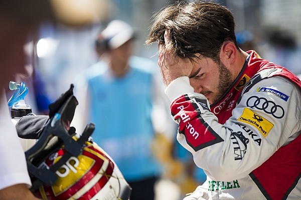 """Formula E Abt not prepared to """"risk his life"""" after seatbelt issue"""