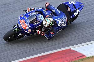 """MotoGP Noticias Viñales: """"El chasis es bueno en tandas largas y también a una vuelta"""""""