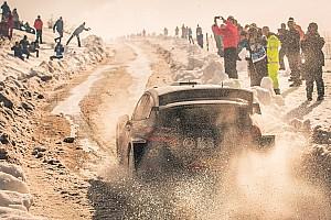 WRC Galería Galería: las fotos más espectaculares del Rally de Montecarlo 2018