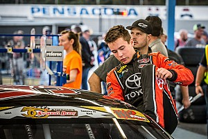 NASCAR Breaking news Canadian teen Raphaël Lessard signs with Kyle Busch Motorsports