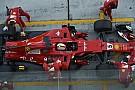 Ferrari вирішила скопіювати довгу базу боліда Mercedes