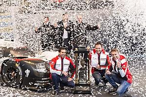 WEC Actualités Le trophée des 24 Heures du Mans définitivement au Musée Porsche