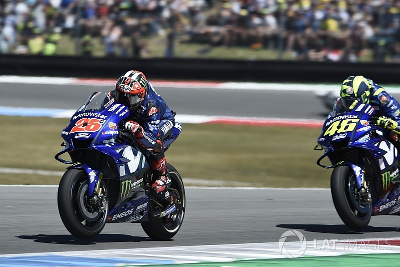 """Vinales: Title still possible if Yamaha brings """"big"""" update"""