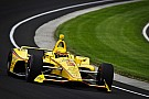 IndyCar Indy 500: Castroneves tops final practice before qualifying