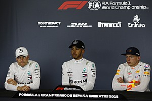 Formula 1 Press conference Spanish GP: Post-race press conference