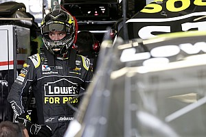"""NASCAR Cup Interview Jimmie Johnson declares """"I'm not done"""" as he returns to Fontana"""
