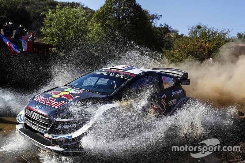 Ogier'in ayrılışının ardından şampiyon M-Sport'un WRC geleceği belirsiz