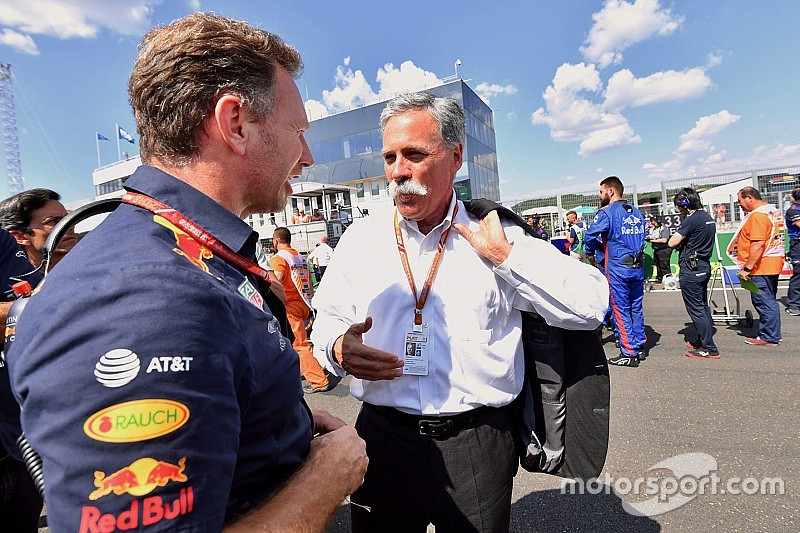 Carey espère un projet F1 2021 finalisé