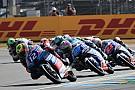 Байк соперника как трамплин: самый безумный сейв в истории Moto3