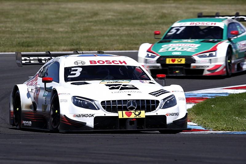 Hungaroring DTM: Di Resta pole'de!