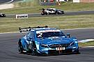 DTM Lausitz DTM: Paffett leads Wittmann in Race 2