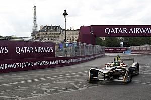Fórmula E Últimas notícias Vergne sobra na pista e é pole em Paris; Di Grassi é 6º