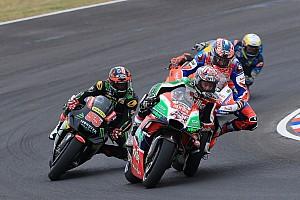 MotoGP Важливі новини Алейш Еспаргаро: Крім Маркеса потрібно покарати інших