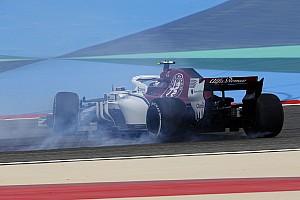 Formule 1 Interview Leclerc :