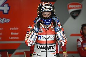 MotoGP Actualités Dovizioso indique que les négociations avec Ducati ont avancé