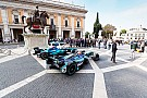 Formula E Bemutatták a Formula E római pályáját