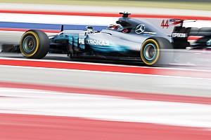 Formel 1 Trainingsbericht Formel 1 in Austin: Freitagsbestzeit für Hamilton, Dreher von Vettel