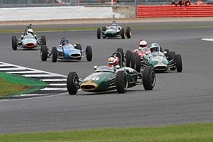 Vintage Breaking news Formula Junior celebration at Autosport International