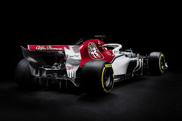 Forma-1 Elemzés Egészen közelről a Halo az Alfa Romeo Sauber versenygépén