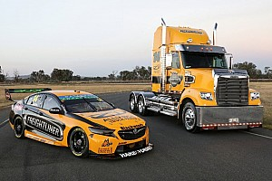 Supercars Breaking news Slade Commodore goes yellow for 2018