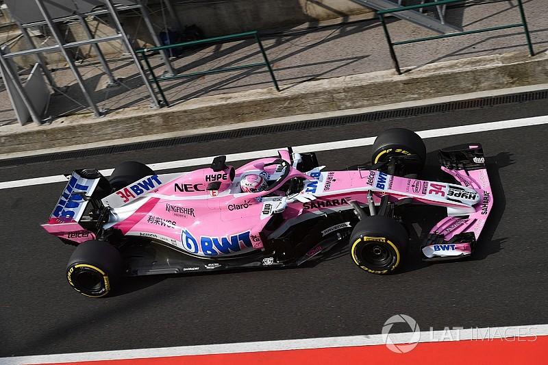 Force India incorporará actualizaciones de forma inminente