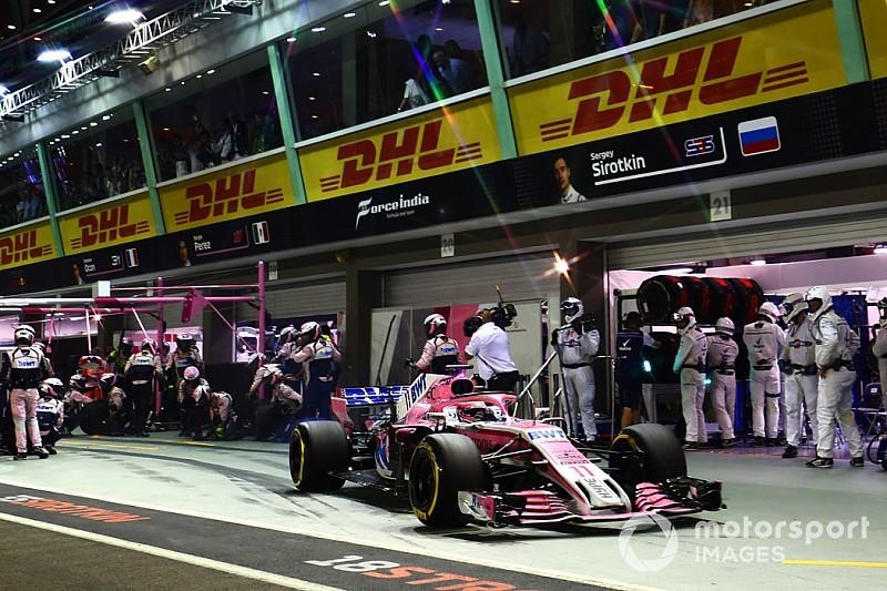 Force India извинилась за твит про Сироткина