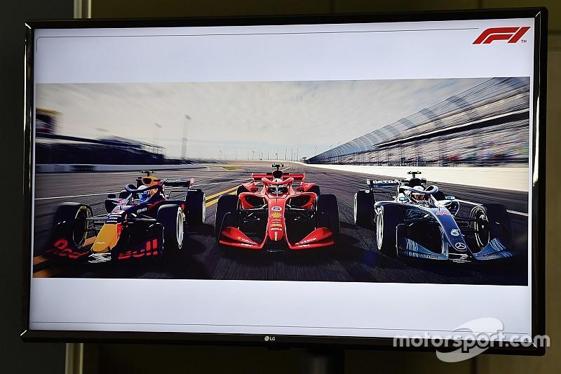 Formula 1 reveals more details of 2021 car concepts