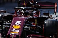 Sur le départ, Vettel ne regrette pas ses années Ferrari