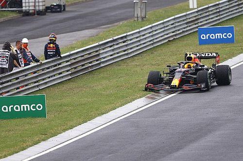 Red Bull craint la perte d'un autre moteur après l'accident de Pérez