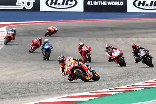 Marquez dominant naar overwinning in GP van de Verenigde Staten