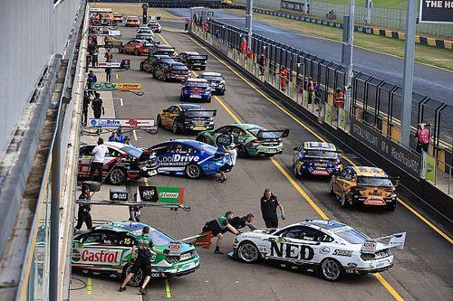 Supercars assessing pre-Bathurst test in Sydney