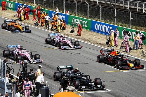 La FIA précise l'interdiction de modes moteurs différents