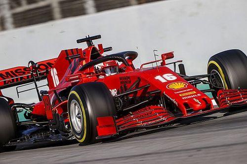 Ferrari modifie moteur et boîte de vitesses avant l'Autriche