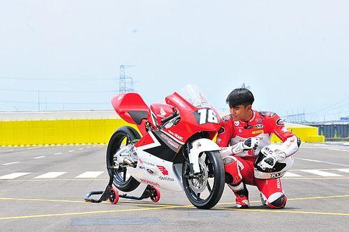 Jelang CEV Moto3 Portugal, Mario Suryo Aji dalam Kondisi Terbaik
