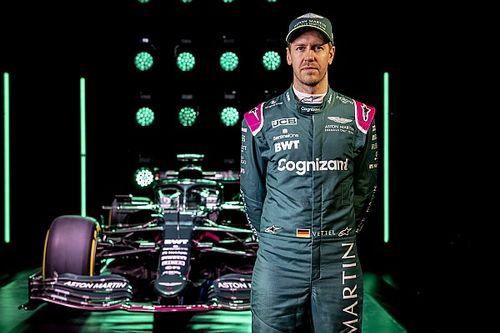Vettel, AMR21'ine bir Bond kızının ismini verecek