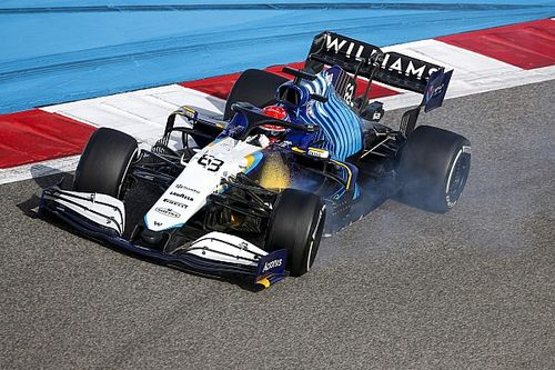 Russell: Geen seconde nagedacht over plek buiten Mercedes-programma