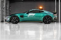Aston Martin reveals new F1 safety and medical cars for 2021