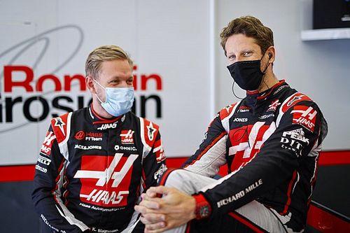 """Grosjean: """"Magnussen, insanların düşündüğünden çok daha hızlı"""""""