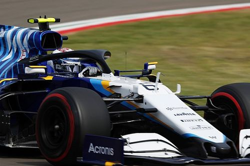 "Williams: Latifi's strong Imola F1 practice form ""disturbed"" Russell"
