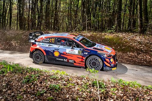 WRC, Rally Croazia, PS8: Ogier supera Evans. Neuville in testa