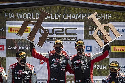 Ogier se repone a accidente y gana el Rally de Croacia