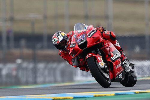 Miller zegeviert in knotsgekke Grand Prix van Frankrijk