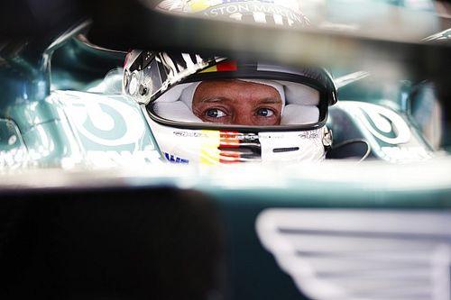 """Vettel: """"Elpocsékolt lehetőség"""", ha az Aston Martin leírja 2021-et"""